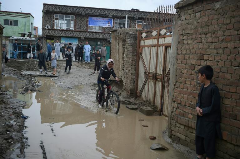 Cyclist with Afghanistan's national cycling team, Kobra Samim, is concerned about the impact a Taliban return will have on her life