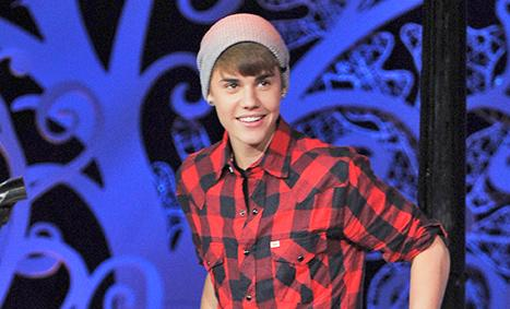 Justin Bieber Surprises BFF with Mustang Convertible for Christmas