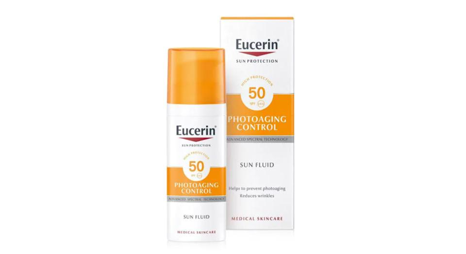 Eucerin Photoaging Control Sun Fluid SPF50