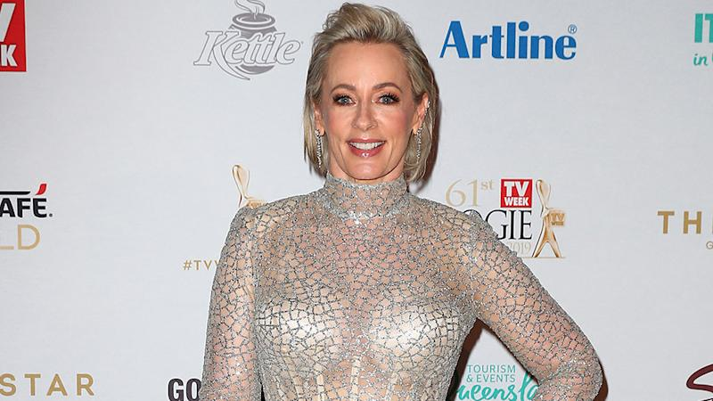 Amanda Keller was snubbed at the 2019 Logies. Photo: Getty Images