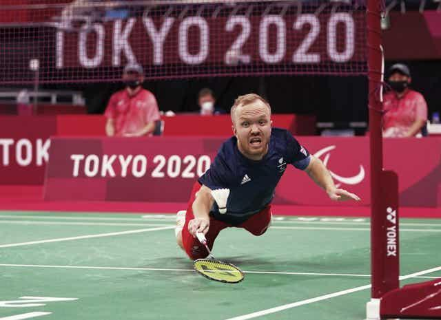Badminton player Krysten Coombs won Britain's final medal of the Tokyo Games