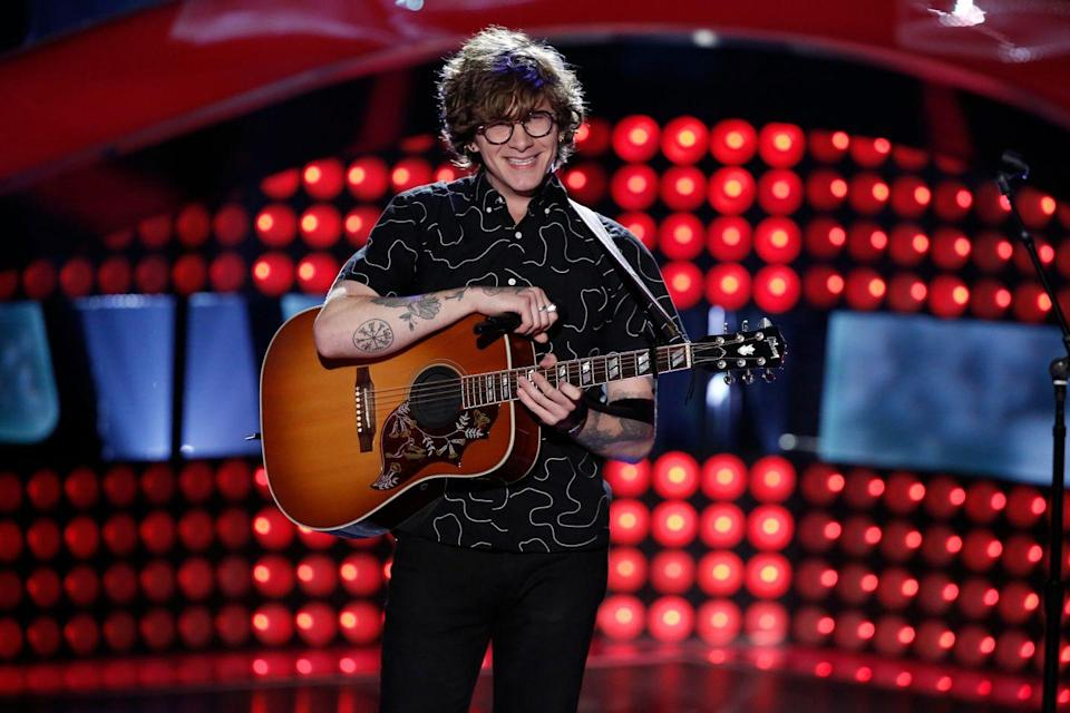 "<p>Matt McAndrew was a fan favorite during season 7, although he ended up being a runner-up. That didn't hinder his success, though: McAndrew went on to get signed to a record label, released an independent EP, and, in 2019, became the lead vocalist in the band Slaves. In one <a href=""http://www.loudhailermagazine.com/interviews/interview-with-matt-mcandrew-of-slaves/"" rel=""nofollow noopener"" target=""_blank"" data-ylk=""slk:interview"" class=""link rapid-noclick-resp"">interview</a>, McAndrew revealed he has also been teaching music through Skype lessons during the pandemic, and plans on touring as soon as possible.</p>"