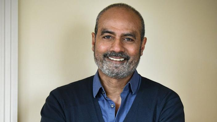 George Alagiah is the highest-paid person of colour on the list