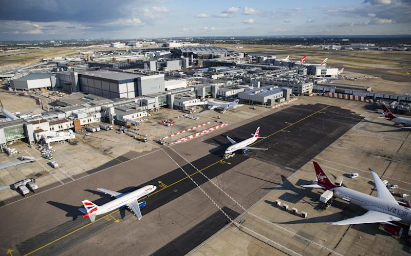 Extra scrutiny has been piled on Heathrow's expansion plan after Transport Secretary Chris Grayling gave the aviation regulator more powers to oversee the scheme - Getty Images