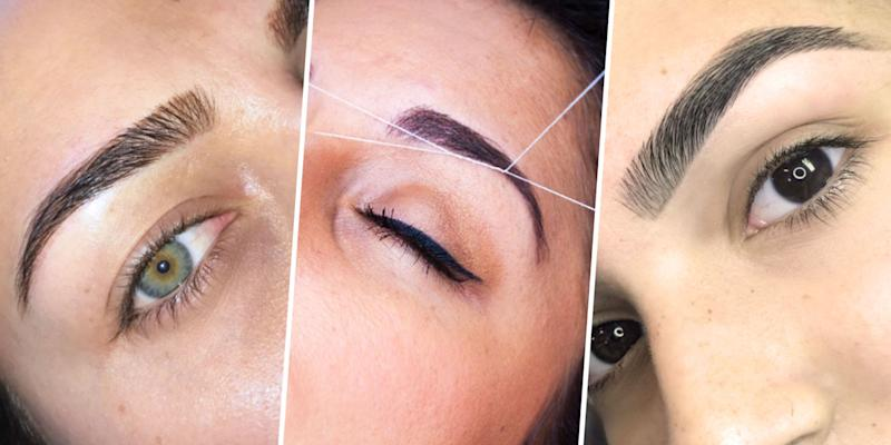 Heres Exactly What Eyebrow Threading Really Feels Like