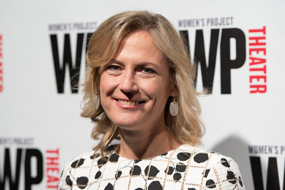 NEW YORK, NY - MARCH 27:  Ann Sarnoff attends the 32nd Annual WP Theater's Women of Achievement Awards Gala at The Edison Ballroom on March 27, 2017 in New York City.  (Photo by Mike Pont/WireImage)