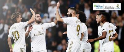 easyMarkets Signs a Three Year Sponsorship Deal with Real Madrid