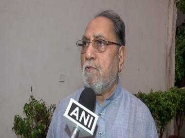 Minority communities have not received enough representation in Congress' poll panels, says party MP Hussain Dalwai