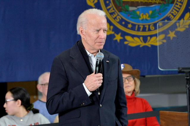 Joe Biden ha sido el gran derrotado de Iowa (Photo by JOSEPH PREZIOSO/AFP via Getty Images)