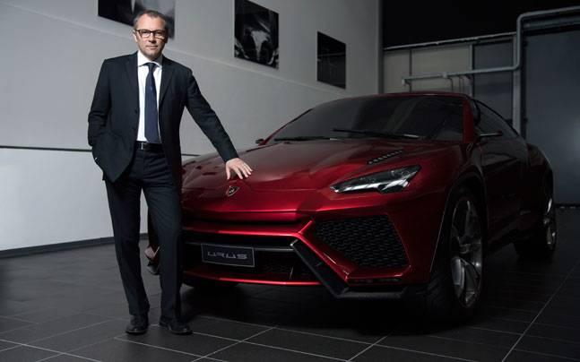 Lamborghini Urus will be unveiled in December 2017