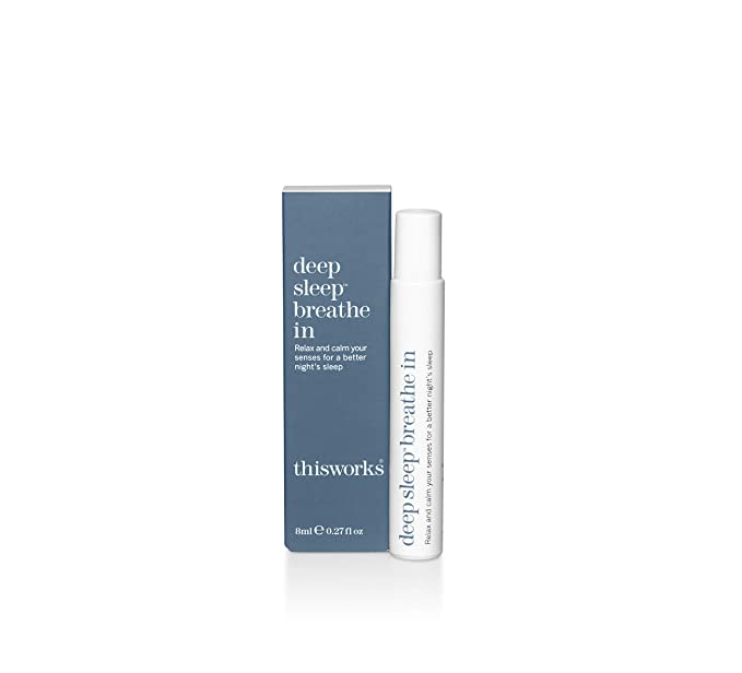 """<h3>This Works Deep Sleep Breathe In Roll-On</h3><br><strong>What it is: </strong>A blend of essential oils in roll-on form.<br><br><strong>What it's supposed to do: </strong>This roll-on is made from a blend of chamomile, lavender, and vetiver to minimize anxiety, calm your mind, and puts you into a deep sleep.<br><br><em>Shop <strong><a href=""""https://amzn.to/38QagVS"""" rel=""""nofollow noopener"""" target=""""_blank"""" data-ylk=""""slk:ThisWorks"""" class=""""link rapid-noclick-resp"""">ThisWorks</a></strong></em><br><br><strong>ThisWorks</strong> Deep Sleep Breathe In Roll-On, $, available at <a href=""""https://amzn.to/38QXLt1"""" rel=""""nofollow noopener"""" target=""""_blank"""" data-ylk=""""slk:Amazon"""" class=""""link rapid-noclick-resp"""">Amazon</a>"""