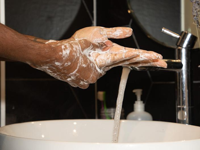 Regular handwashing with soap and water for at least 20 seconds can help prevent the spread of the coronavirus.