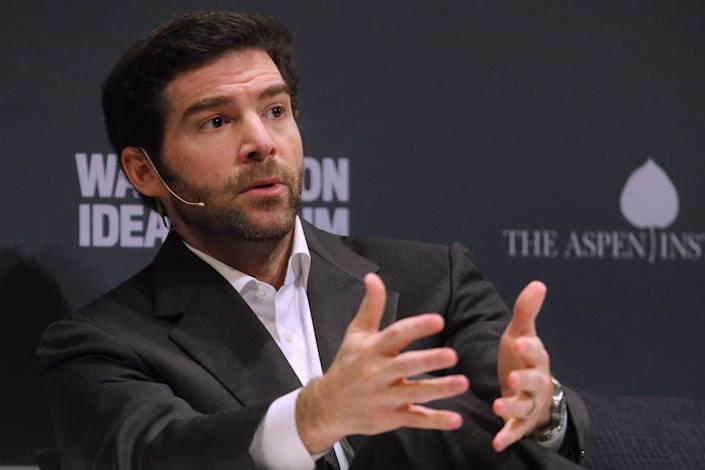 Jeff Weiner stepped down as CEO in Febrary 2020.