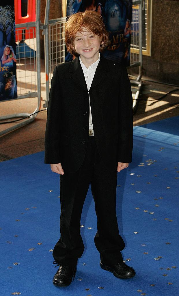 """Raphael Coleman, pictured at the 2005 premiere of """"Nanny McPhee"""" in London, has died at 25. (Photo: Gareth Cattermole/Getty Images)"""