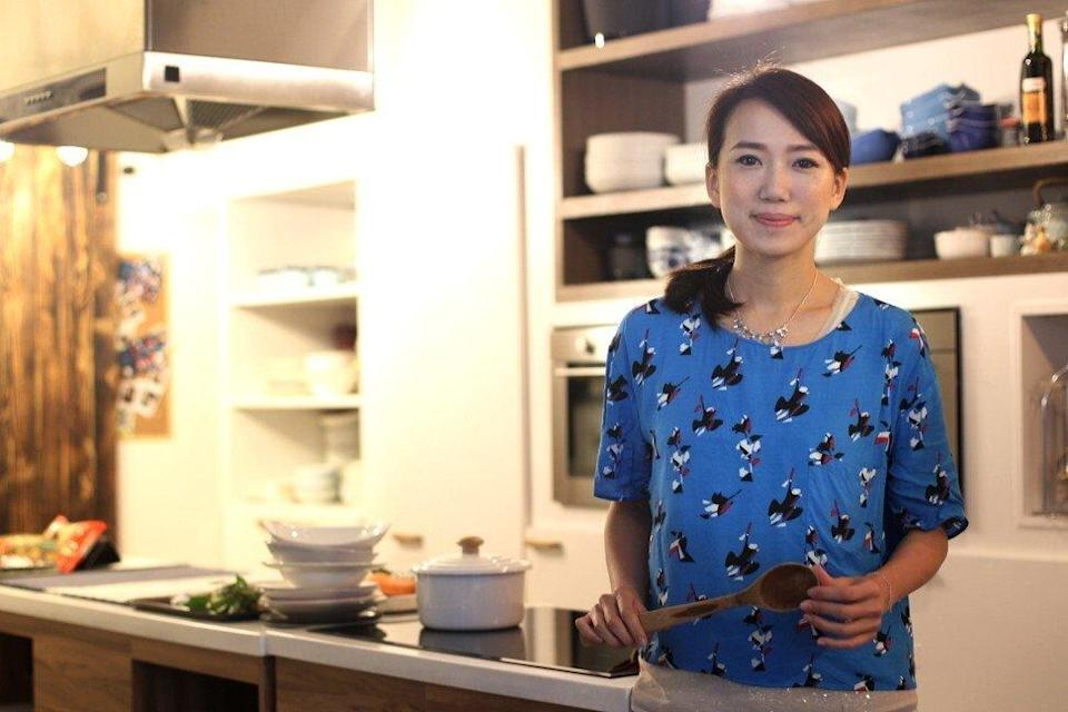 Norma Chu, the founder of DayDayCook. The company announced plans to list in the US last week. Photo: Bruce Yan