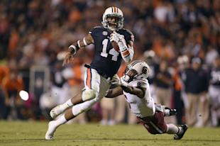 Nick Marshall and the Tigers have a big test at Mississippi on Saturday. (Getty)