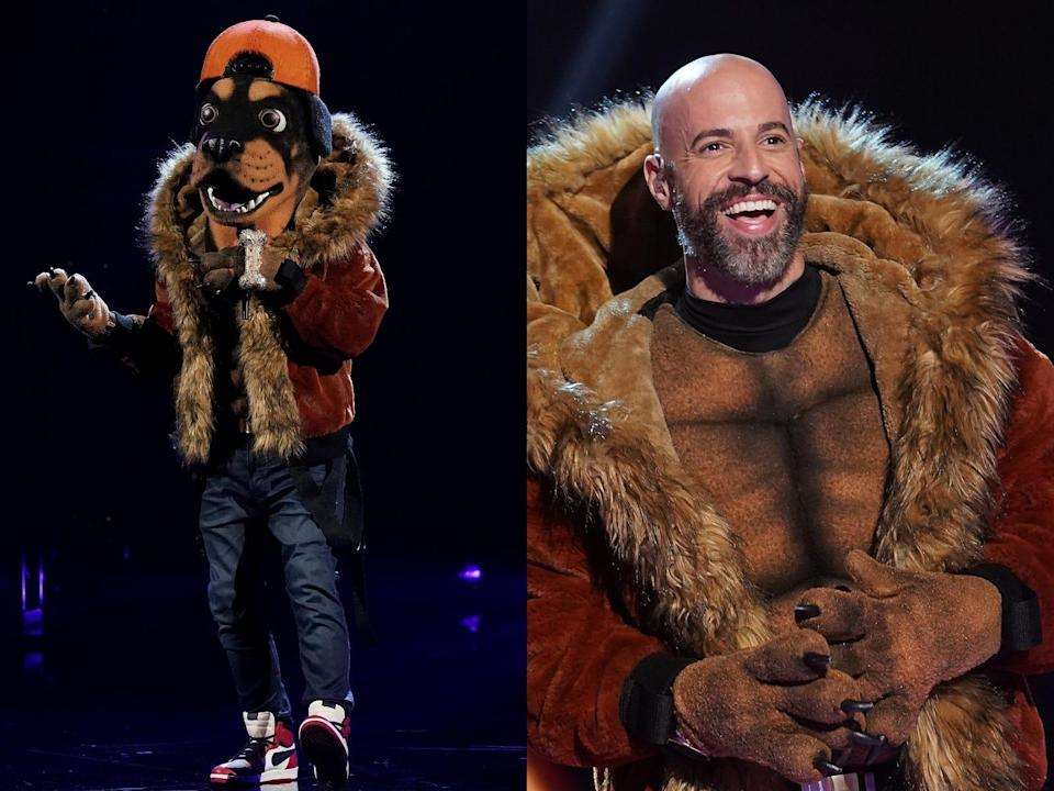 chris daughtry masked singer