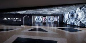 The entrance of the nightclub. Image: Zouk Group