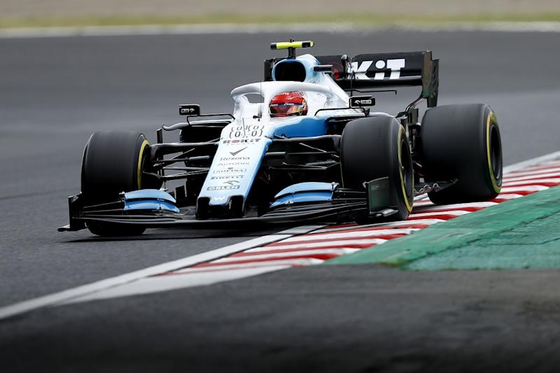 Kubica: Williams removed wing for