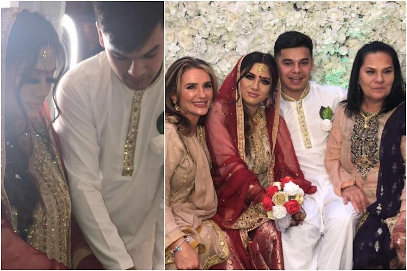 Zayn Malik's Sister Safaa Gets Married Days After Her 17th Birthday, See Pics
