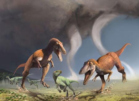 Terrifying Argentine carnivorous dinosaur had tiny arms
