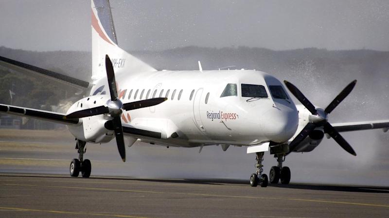Regional airline Rex says Qantas is making some routes unviable by dumping excess capacity on them
