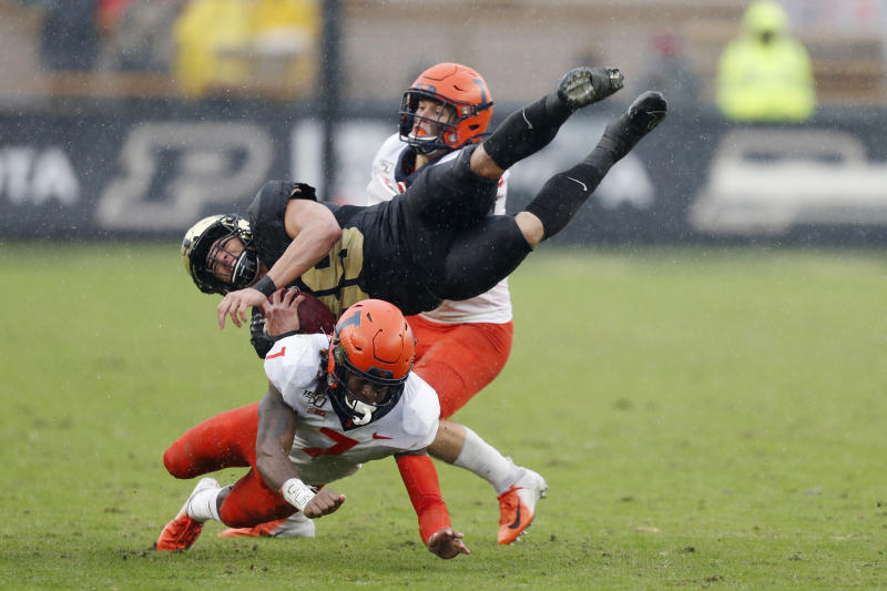 The Illinois defense is a smart play this weekend based on matchup. (Reuters)