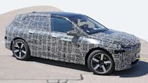 """<p>The iNext is BMW's forthcoming electric crossover. Its grille is full of sensors that allow for level 3 autonomous ability.</p> <h3><a href=""""https://www.motor1.com/news/437421/bmw-inext-ev-spy-shots/"""" rel=""""nofollow noopener"""" target=""""_blank"""" data-ylk=""""slk:BMW iNext Spied In Detail, Showing Off Smooth Styling"""" class=""""link rapid-noclick-resp"""">BMW iNext Spied In Detail, Showing Off Smooth Styling</a></h3> <h2>iNext News:</h2><br><a href=""""https://www.motor1.com/news/419534/bmw-inext-rendering-production-preview/"""" rel=""""nofollow noopener"""" target=""""_blank"""" data-ylk=""""slk:Production-Spec BMW iNext Could Look A Lot Like This Rendering"""" class=""""link rapid-noclick-resp"""">Production-Spec BMW iNext Could Look A Lot Like This Rendering</a><br><a href=""""https://www.motor1.com/news/436483/bmw-inext-suv-grille-revealed/"""" rel=""""nofollow noopener"""" target=""""_blank"""" data-ylk=""""slk:BMW iNext Grille Teased, Will Serve As The SUV's 'Eye'"""" class=""""link rapid-noclick-resp"""">BMW iNext Grille Teased, Will Serve As The SUV's 'Eye'</a><br>"""