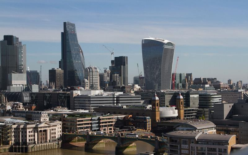 Foreign investment into London has been particularly strong - Copyright (c) 2016 Rex Features. No use without permission.
