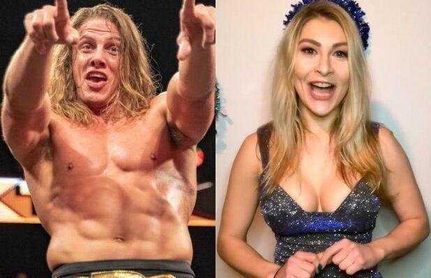 WWE Is 'Looking Into' Candy Cartwright's Assault Accusation, but Not Pulling Matt Riddle From 'SmackDown' Debut (Exclusive)