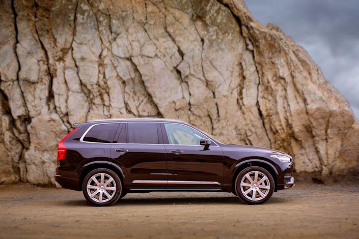 <p>Pricing for the 2019 Volvo XC90 starts at $48,695 for a T5 Momentum with front-wheel drive. Stepping up to the T6 engine, or the R Design or Inscription trim levels costs even more. Go all-in for a T8 Excellence, and you're facing down a $105,895 bill before options. </p>