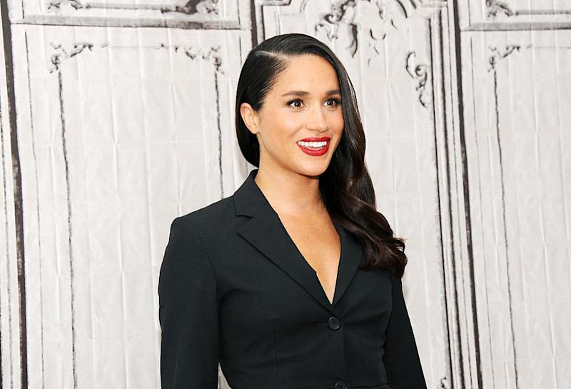 Meghan Markle wore the perfect fall trench coat, and here's where to buy it
