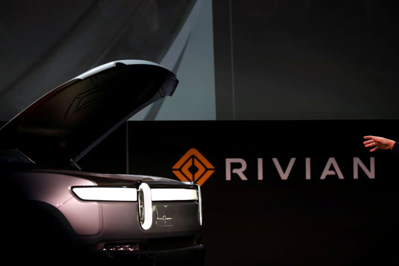 Electric Vehicle Startup Rivian Scores $1.3 Billion Investment to Contest Tesla