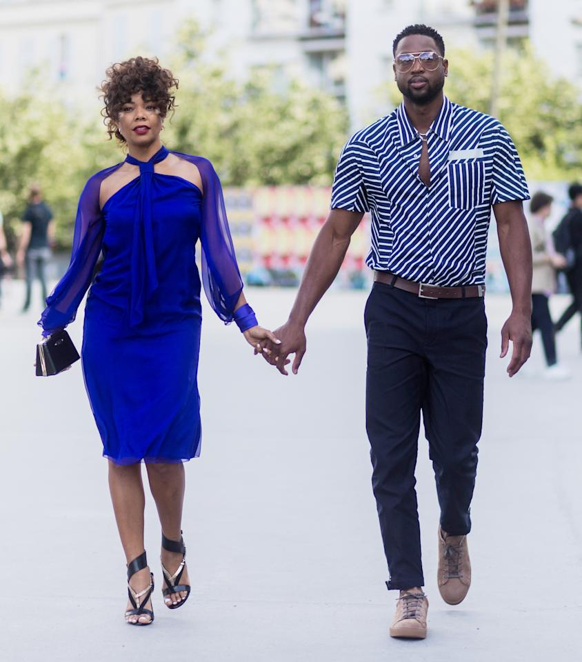 We Can't Stop Staring at Dwyane Wade and Gabrielle Union's ...