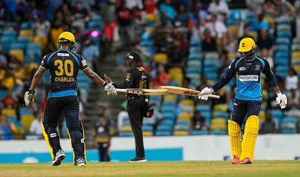Barbados Tridents v Trinbago Knight Riders - 2019 Hero Caribbean Premier League (CPL)