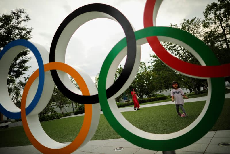 Majority of Japanese firms are against holding Olympics next summer - survey