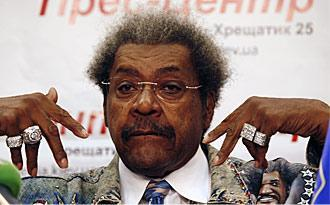 """""""I am one of those who has mastered the situation of working with people,"""" says Don King"""