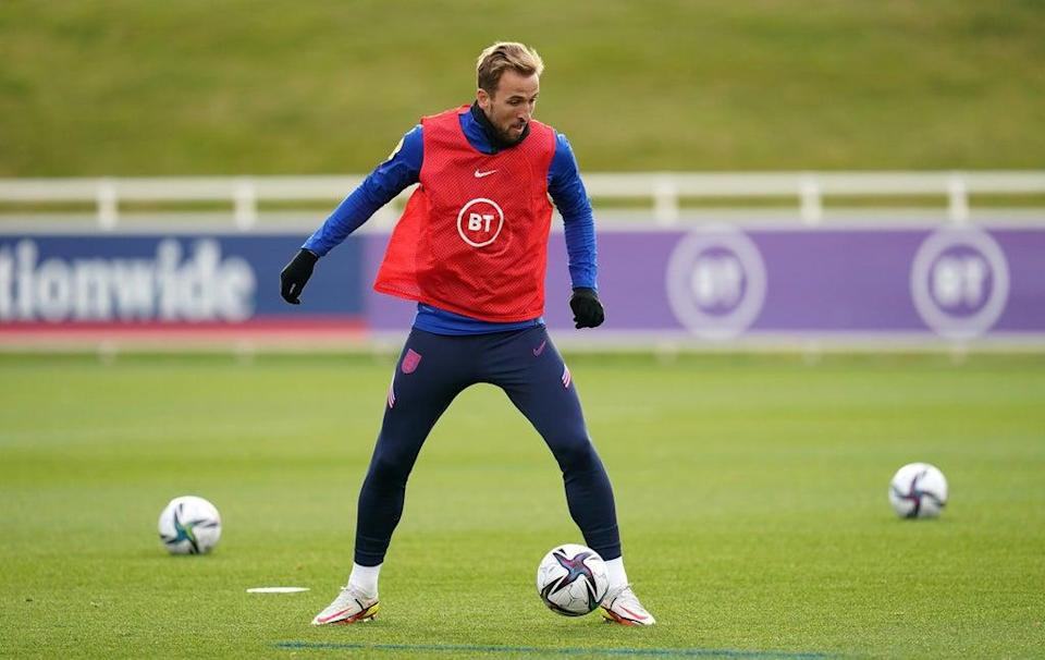 England cannot rely solely on Harry Kane (PA)