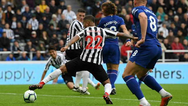 Controversial decisions dominated Chelsea's 2-1 win at Newcastle United, which was settled by DeAndre Yedlin's own goal.