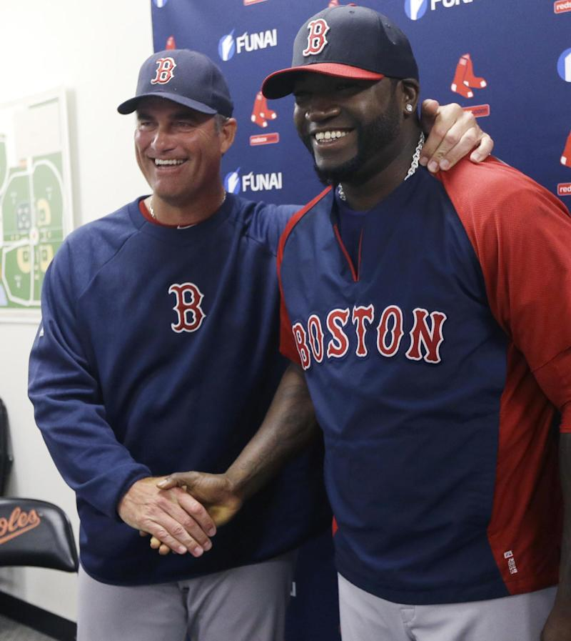 Ortiz says Boston is 'place I want to be'