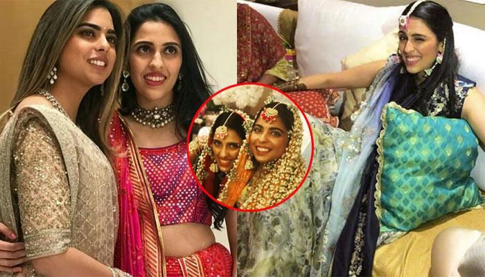 'Bhabhi' Shloka Mehta And 'Nanad' Isha Ambani Twinning For