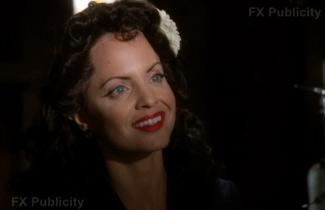 "Mena Suvari brought the Black Dahlia back to life on last night's ""American Horror Story"" (FX)"
