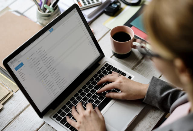 Clearing your inbox might feel good, but is it really worth it? (Getty)