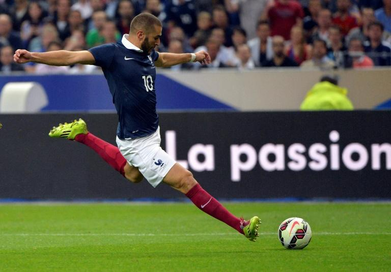 Benzema has not played for France since 2015