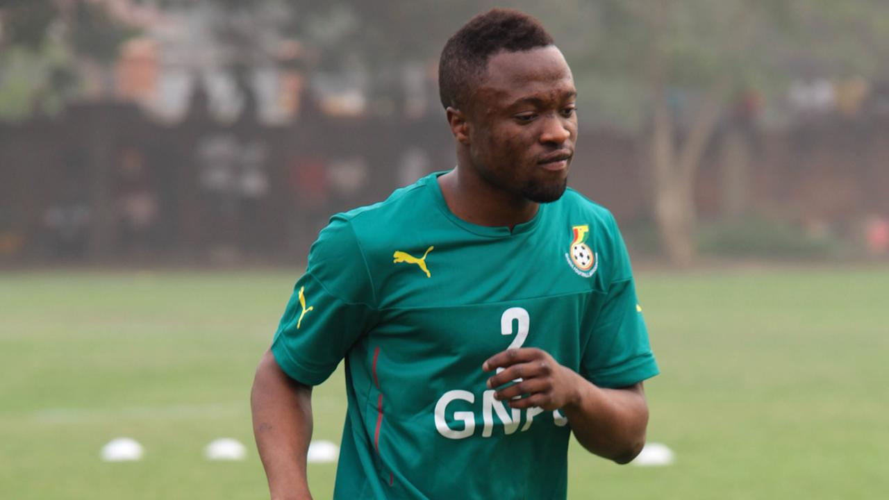 Ghana's Afcon striker Bernard Tekpetey is close to a loan move to Austrian side SC Rheindorf Altach