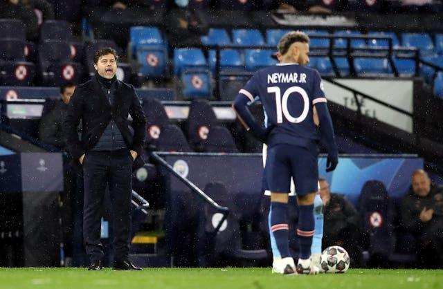 Pochettino guided PSG to the semi-finals of the Champions League