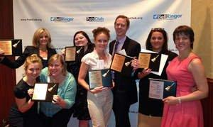 SHIFT Communications Rings in 8 Awards at 45th Annual Bell Ringer Awards Ceremony