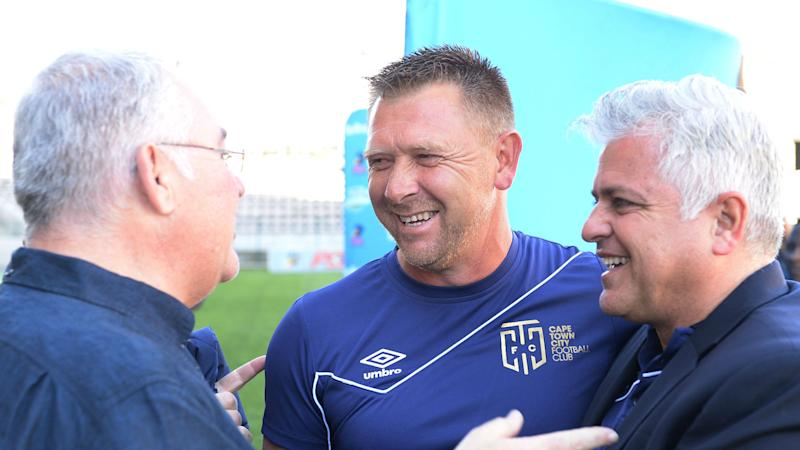 Tinkler: Cape Town City targeting foreign signings