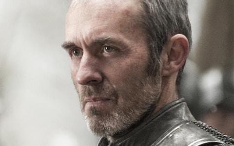 Stephen Dillane as Stannis Baratheon - Credit: HBO