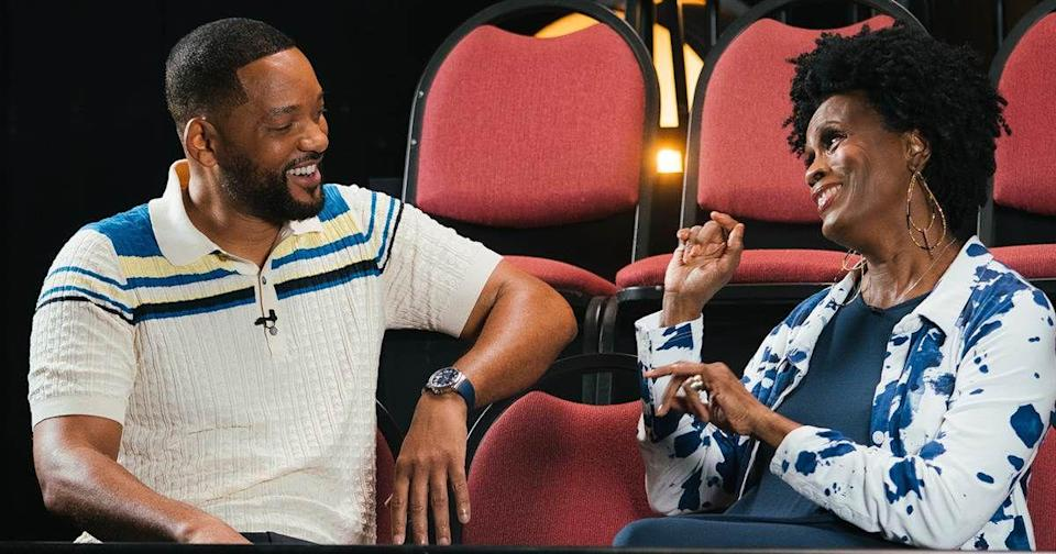 Photo credit: The Fresh Prince of Bel-Air Reunion - HBO